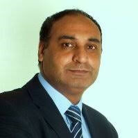 Councillor Javed Khan (Holme Top) Vice Chair
