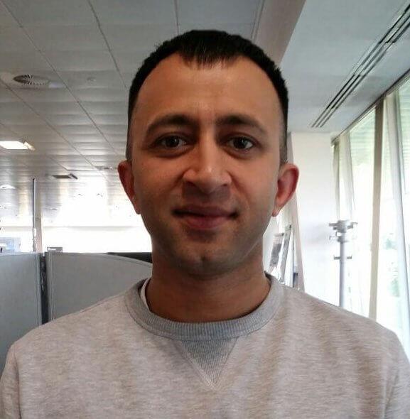 Councillor Imran Younis (Marshfields)